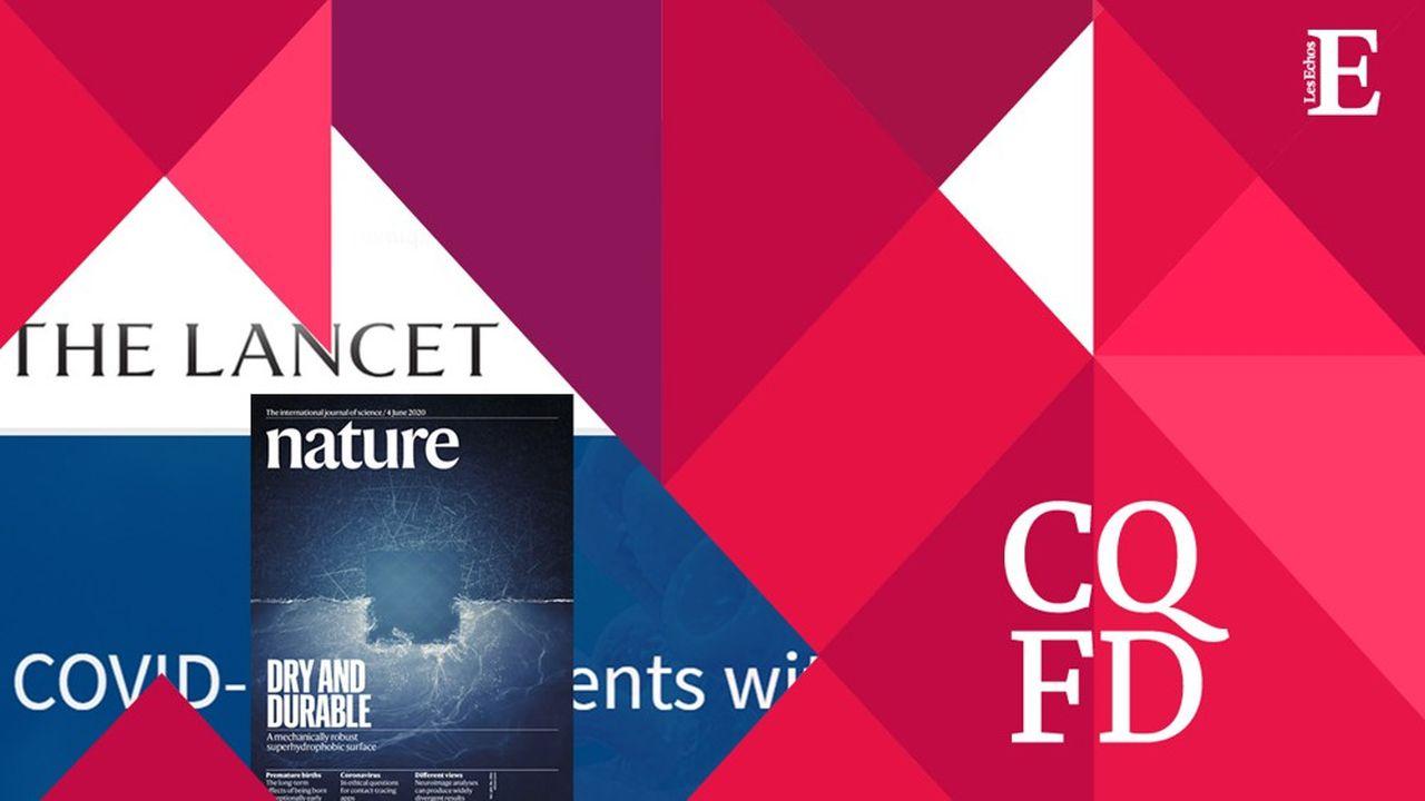 «The Lancet», «Nature» ou «Science» font partie des revues scientifiques considérées comme les plus prestigieuses.