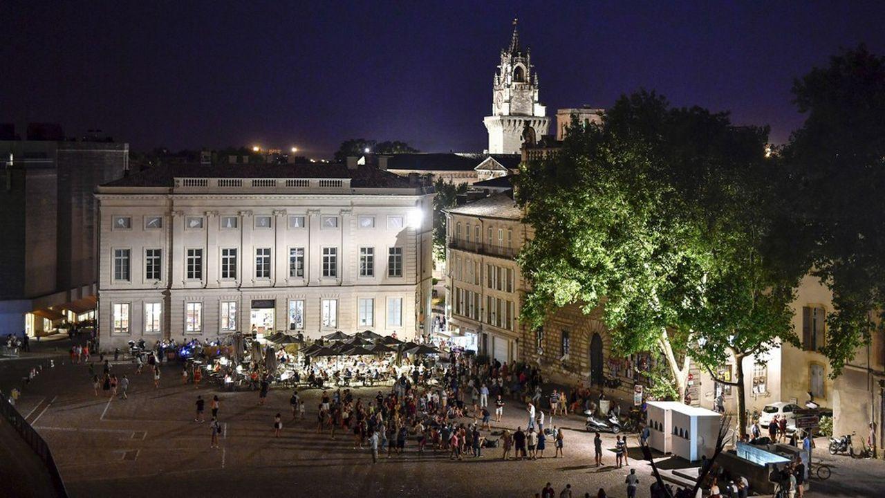 Le Festival d'Avignon: sur un budget de 13millions, 55% proviennent de subventions.