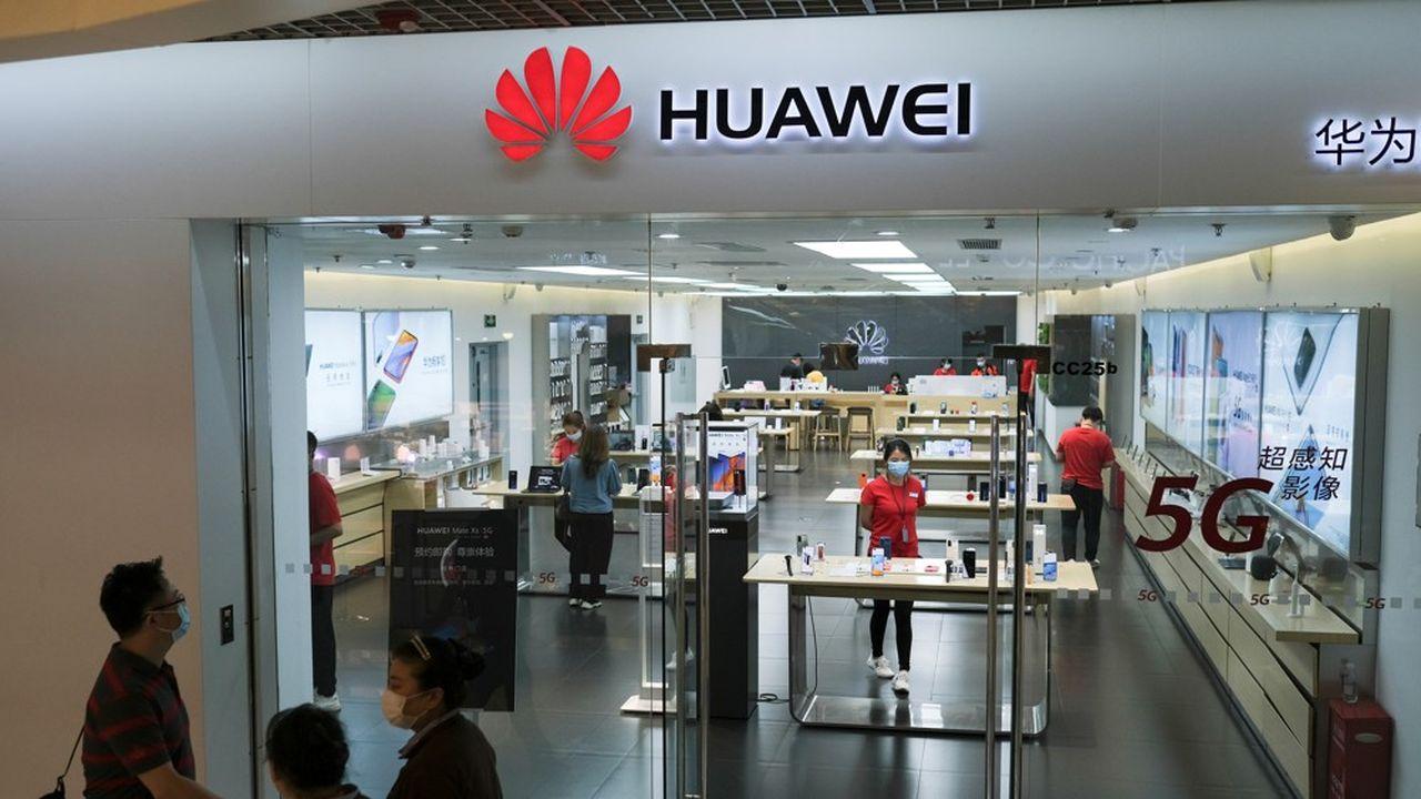 60millions de smartphones 5G ont été écoulés sur le marché chinois depuis le début de l'année.