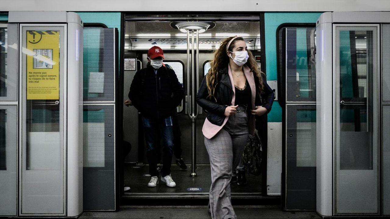 A partir de mercredi, il ne restera plus que 24 stations de métro fermées, sur un total de 302.