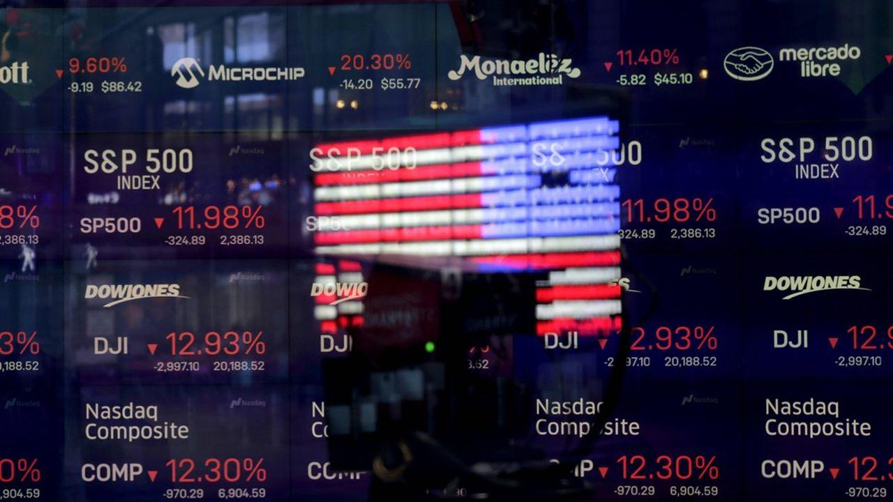 Wall Street est à la fête depuis plusieurs semaines.
