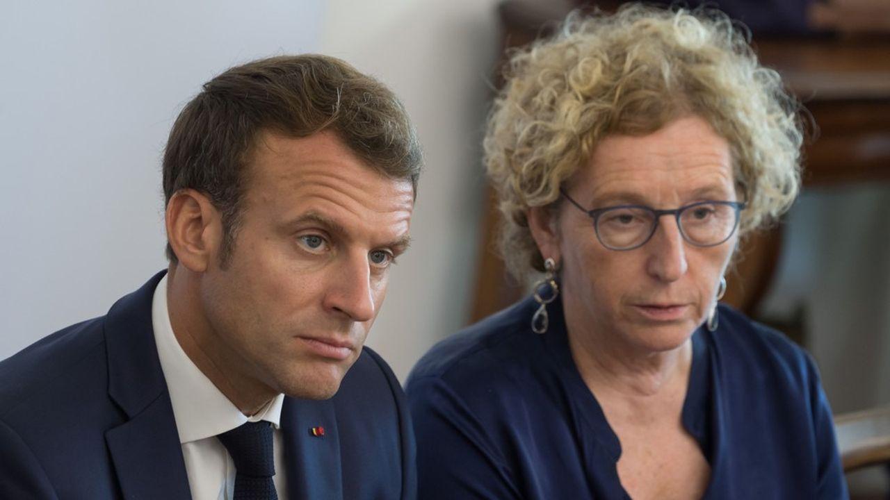Recevant les numéros un patronaux et syndicaux, le 4juin, le chef de l'Etat, Emmanuel Macron, a chargé la ministre du Travail, Muriel Pénicaud, de mener les concertations avec les partenaires sociaux sur l'emploi.