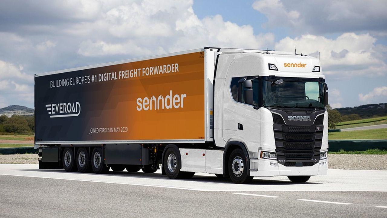 Everoad devient Everoad by Sennder.