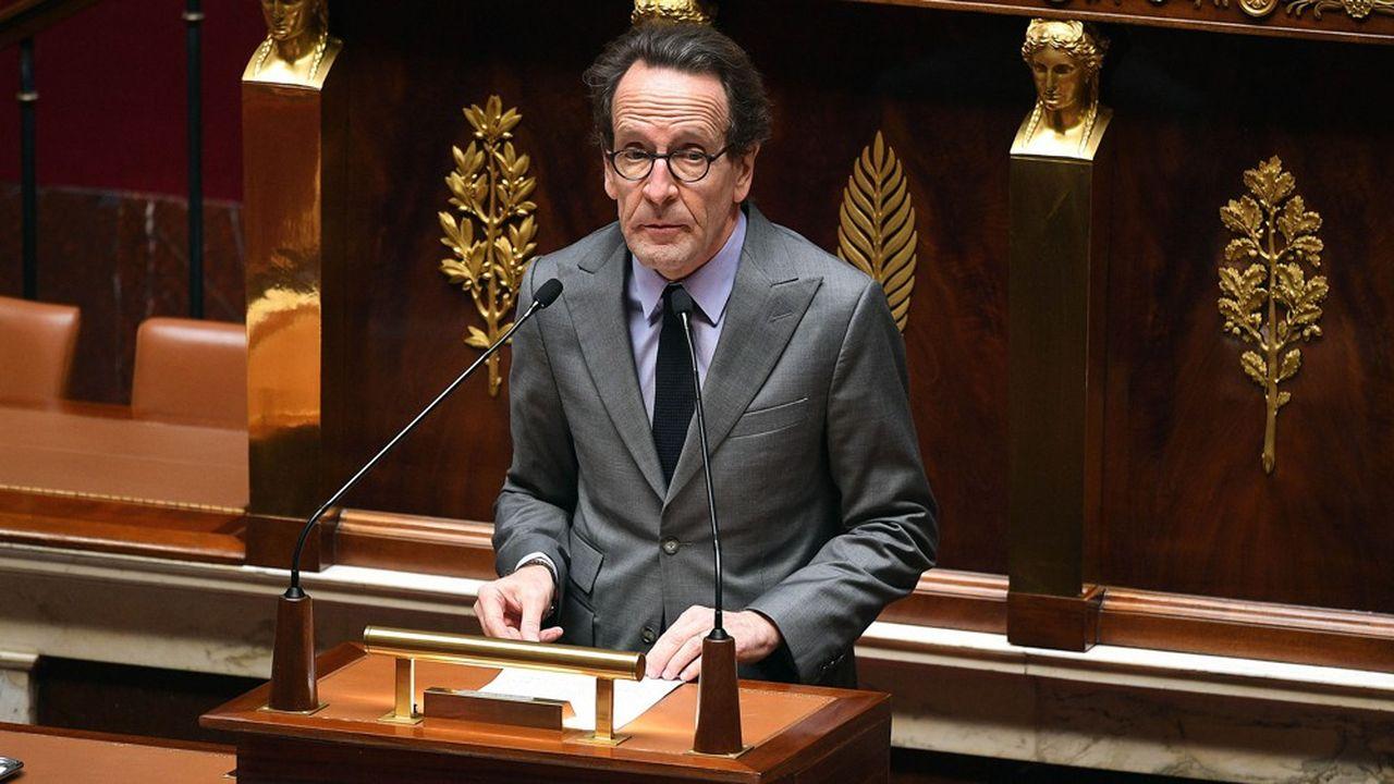 Président du groupe LREM à l'Assemblée nationale depuis septembre2018, Gilles Le Gendre est sur la sellette depuis la divulgation d'une note sur le remaniement
