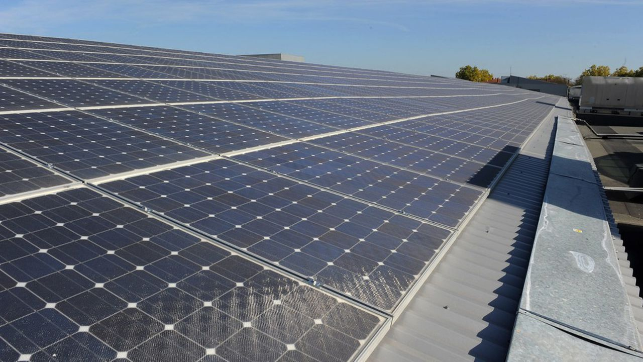 Auchan Retail France estime que 16% de sa consommation sera couverte par de l'électricité verte en 2022.