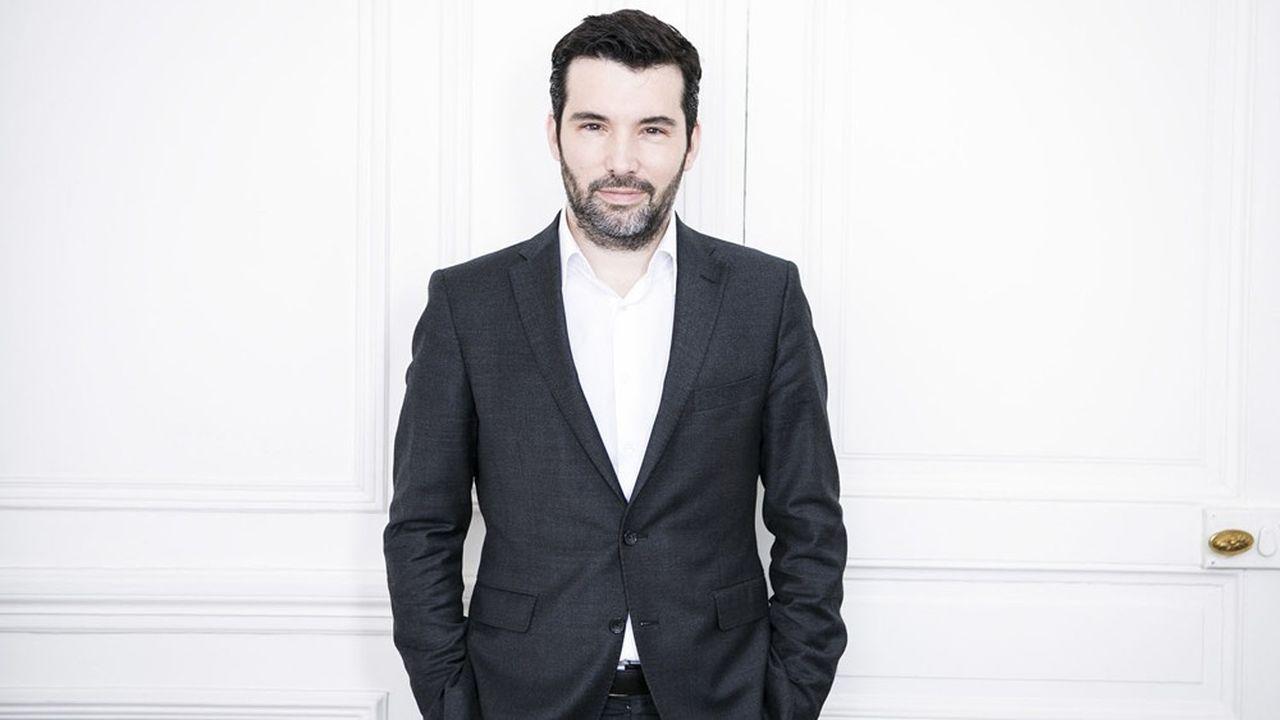 Sébastien d'Ornano, le patron de Yomoni, veut faire du télétravail la norme dans son entreprise.