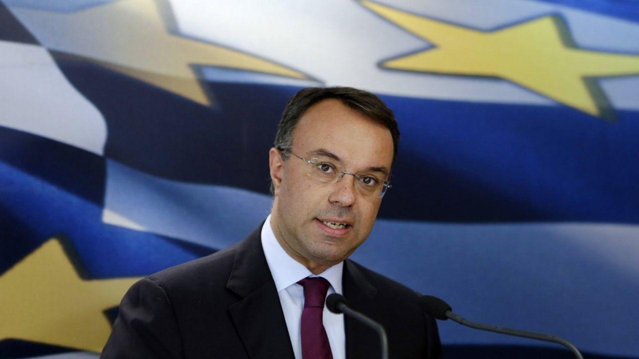 """Il successo del programma di aprile dimostra, secondo il ministro delle finanze Christos Staïkouras, """"la fiducia dei mercati"""" nell'economia greca nonostante la crisi sanitaria"""