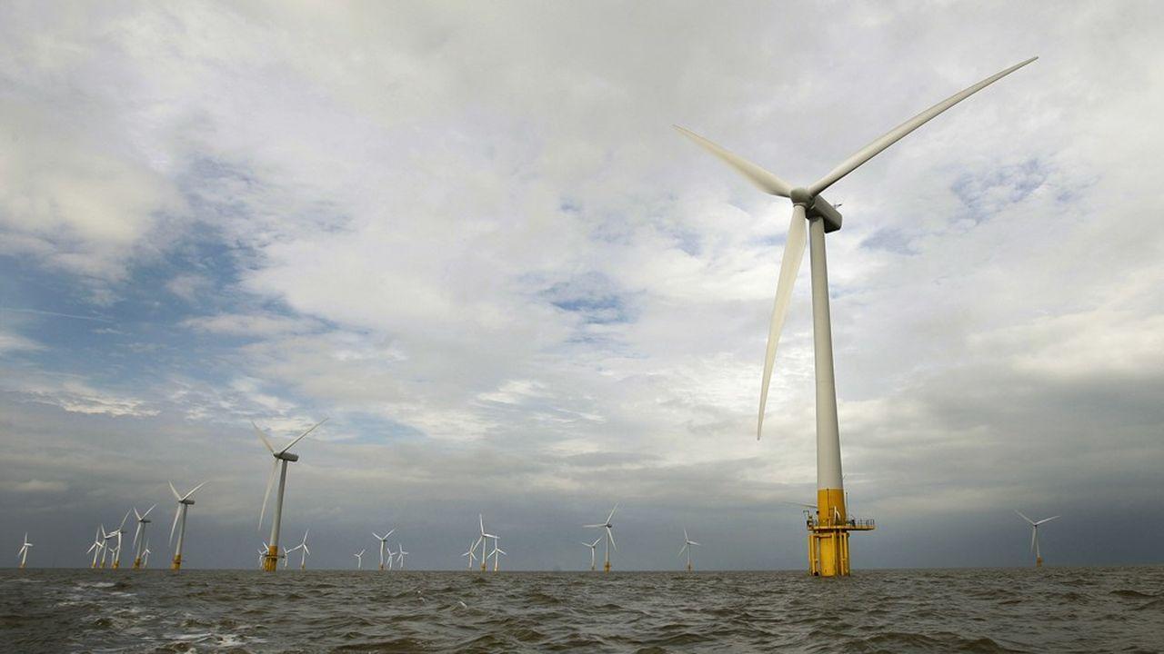 Depuis le début de l'année, les énergies renouvelables ont fourni 37% de l'électricité sur le réseau britannique, contre 35% pour les énergies fossiles.