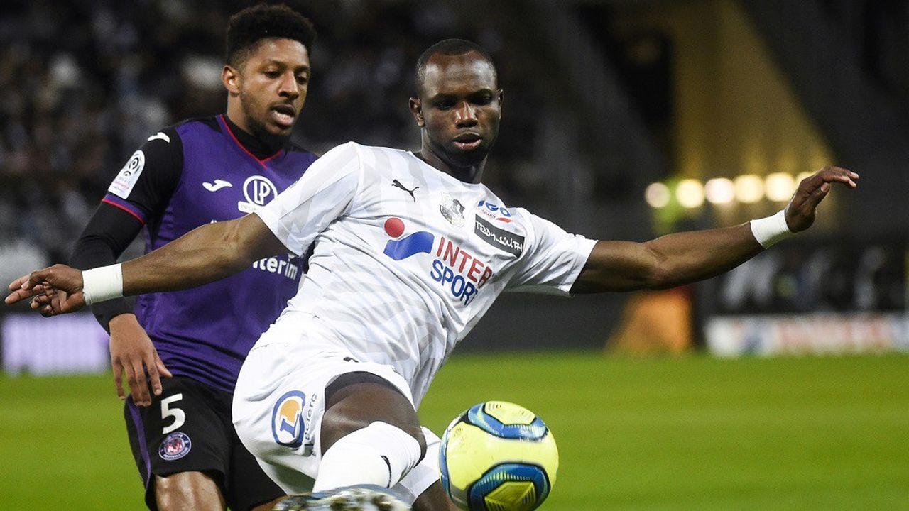 Toulouse et Amiens étaient classés respectivement dernier et avant-dernier du championnat.