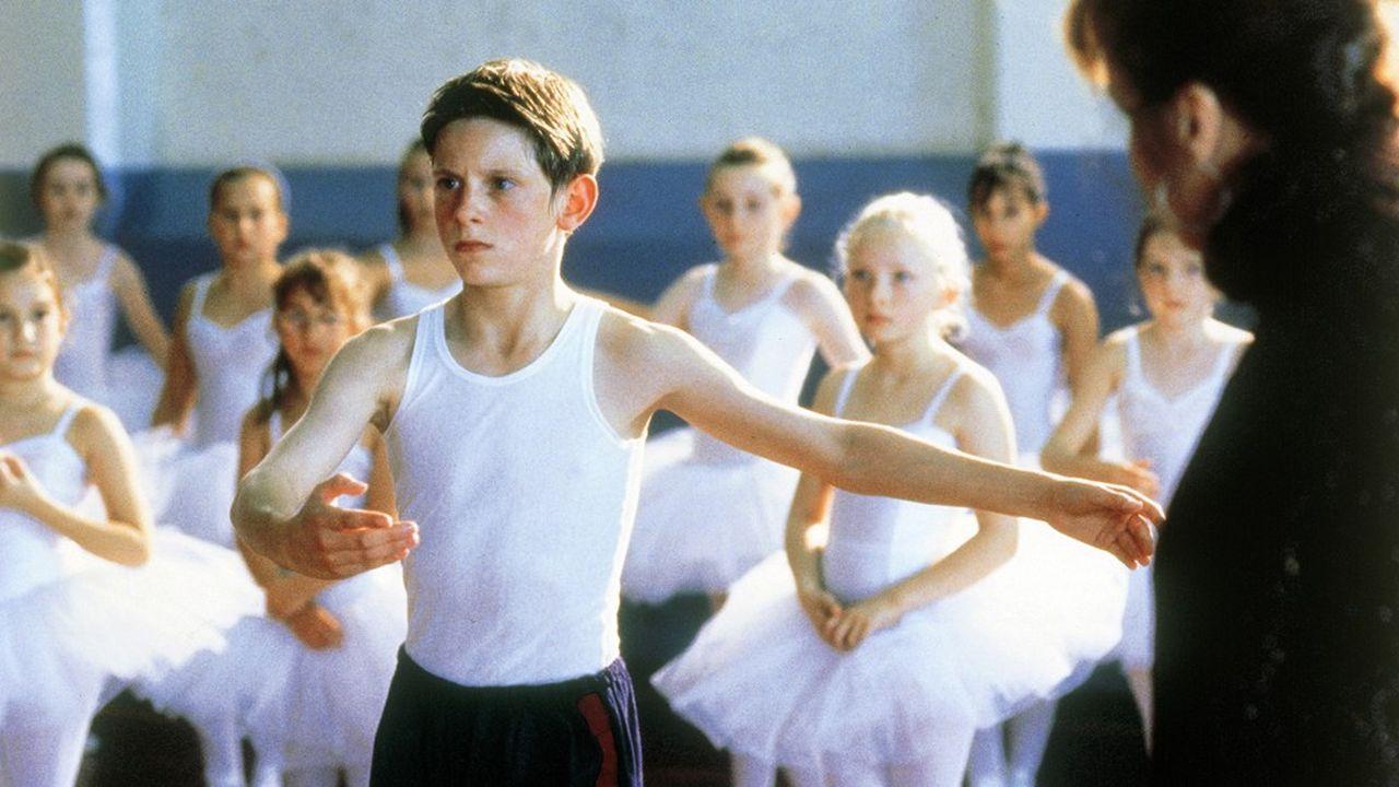 Jamie Bell formidable dans le rôle de Billy Elliot… et qui a fait beaucoup de chemin depuis.