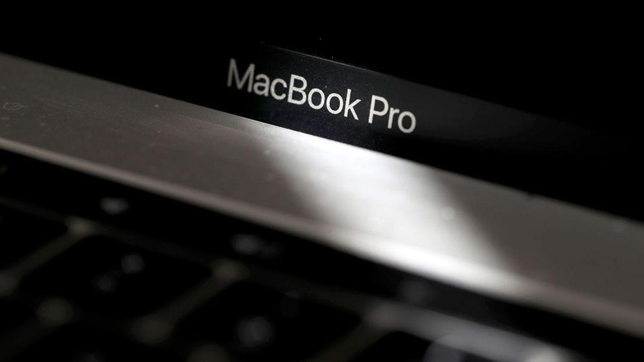 La gamme Mac d'Apple représente 10% du marché mondial des ordinateurs.