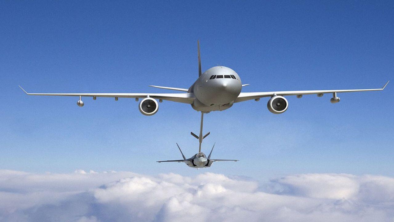 En accélérant la commande de trois avions ravitailleurs auprès d'Airbus, le gouvernement donne un coup de pouce décisif à la chaîne de fabrication de l'A330, à bout de souffle.