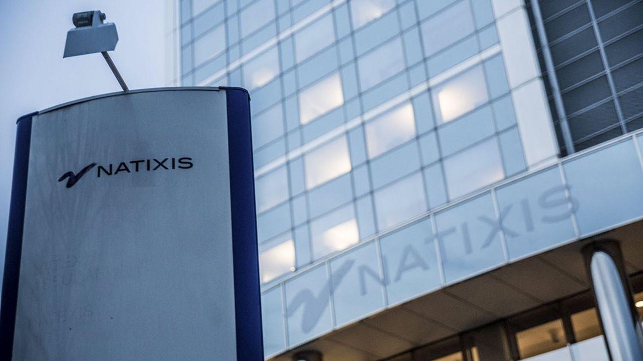 Le non versement de dividendes a provoqué des pertes de revenus pour Natixis au premier trimestre.