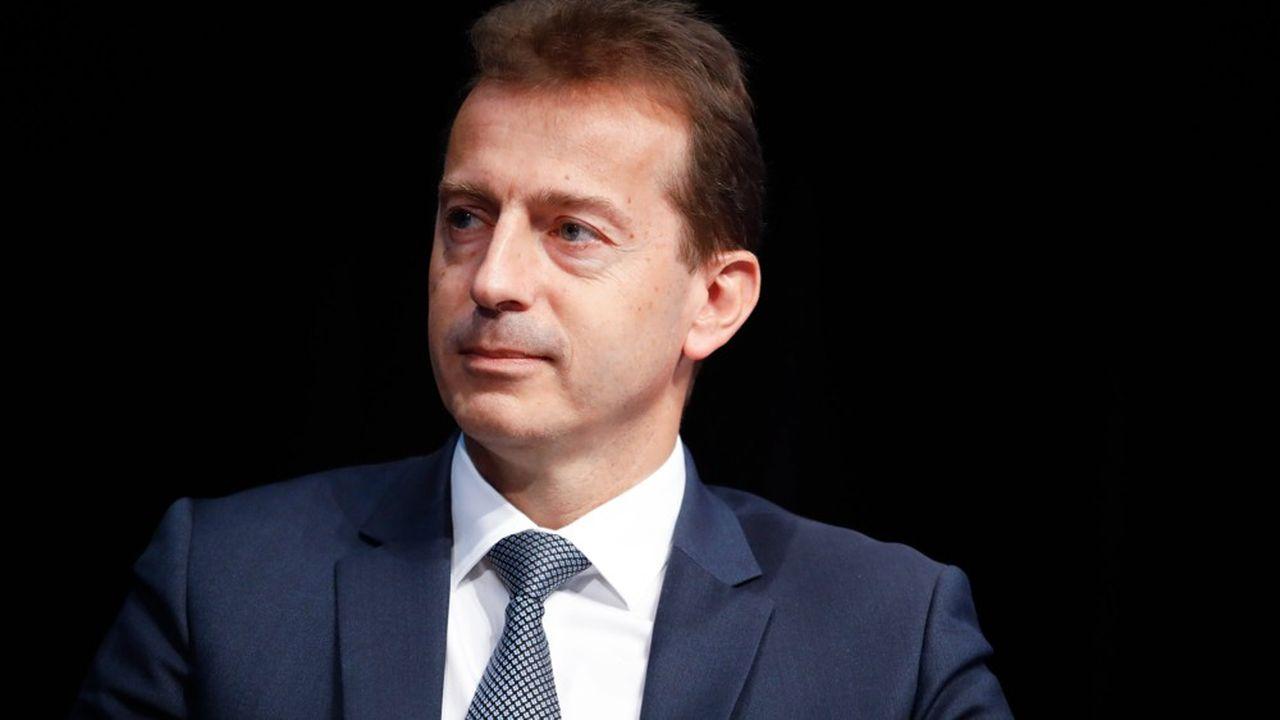 Le patron d'Airbus, Guillaume Faury, a salué le plan de soutien du gouvernement à la filière aéronautique française.