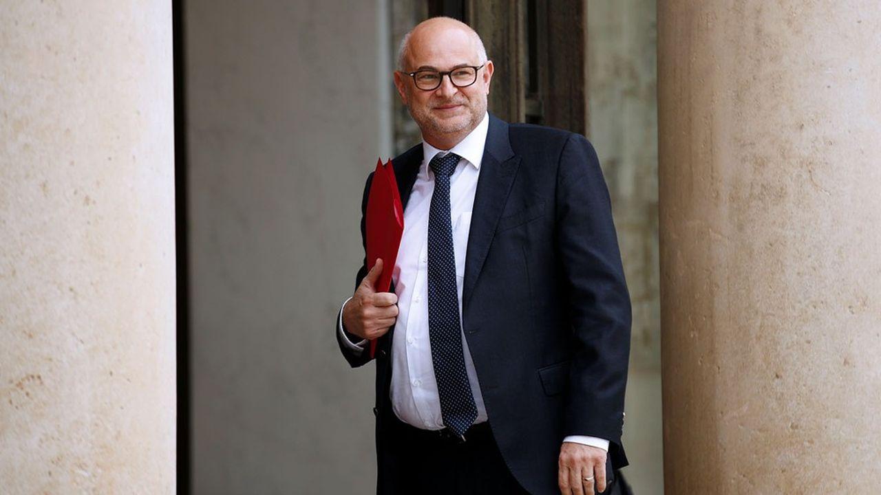 Le secrétaire d'Etat aux Retraites, Laurent Pietraszewski, est favorable au vote de la proposition de loi Chassaigne.