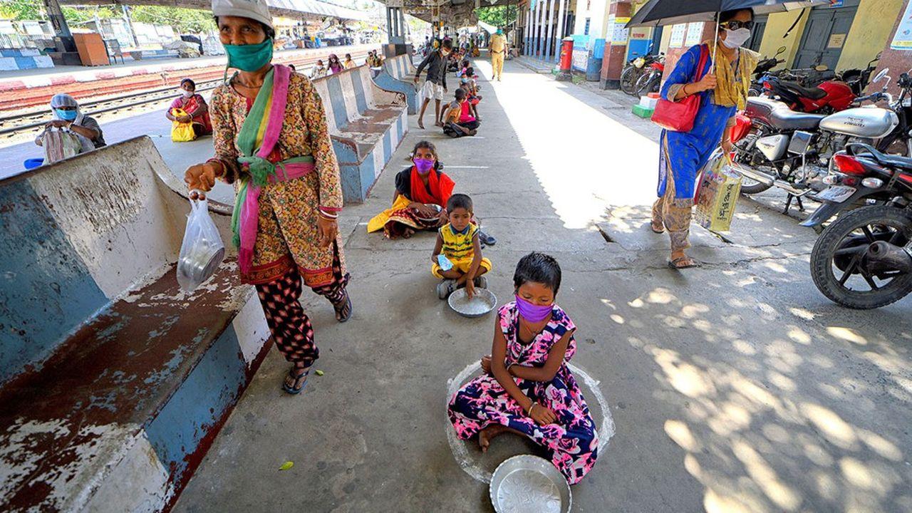 144millions d'enfants de moins de 5 ans souffrent d'un retard de croissance, soit plus d'un enfant sur cinq dans le monde.