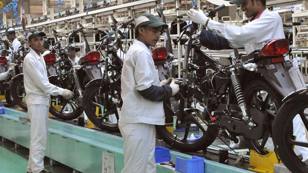 Au total, onze usines du groupe ont été affectées, dont cinq aux Etats-Unis.