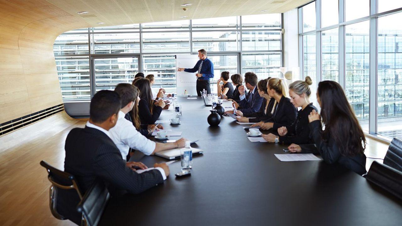 «La recherche d'actionnaires de long terme dans un contexte de vulnérabilité des entreprises a été une préoccupation des conseils d'administration».