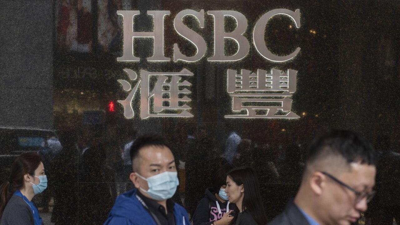 HSBC, la banque multinationale britannique opérant de Hong Kong, est confrontée à un difficile choix entre ses différentes identités.