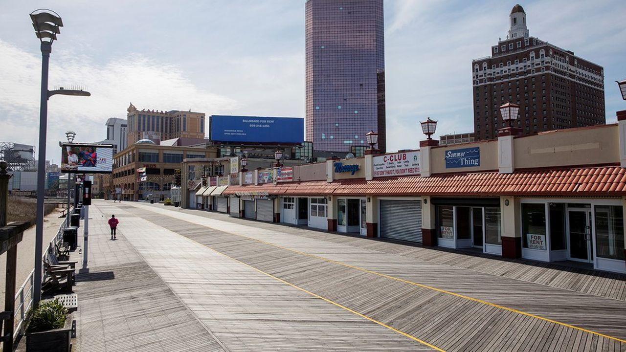 Casinos (Atlantic City, New Jersey), énergie, commerces, restauration, loisirs, tous les secteurs pénalisés par la crise du coronavirus voient rôder des hedge funds opportunistes qui guettent leur chute