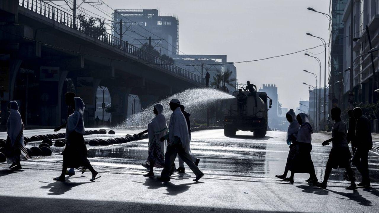 L'Ethiopie fait partie des pays ayant obtenu un moratoire sur le paiement des intérêts de la dette pour soutenir son économie et lutter contre le Covid-19.