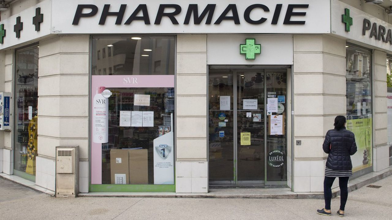Depuis le 11mai, la consommation de médicaments est presque de retour à la normale