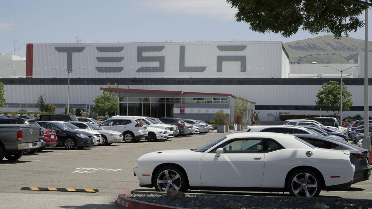 Tesla est devenu la coqueluche des investisseurs individuels aux Etats-Unis