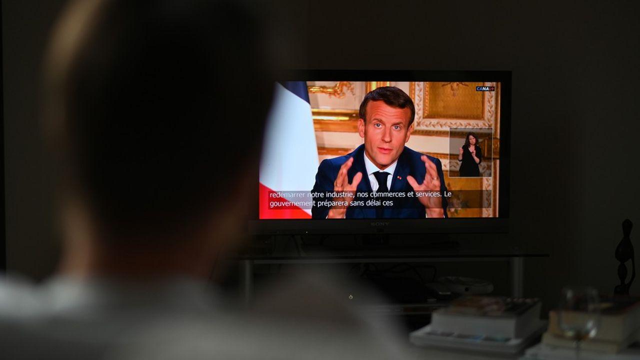 Pour la première fois depuis le 13avril et l'annonce du déconfinement, Emmanuel Macron prononcera ce dimanche à 20heures une allocution solennelle.