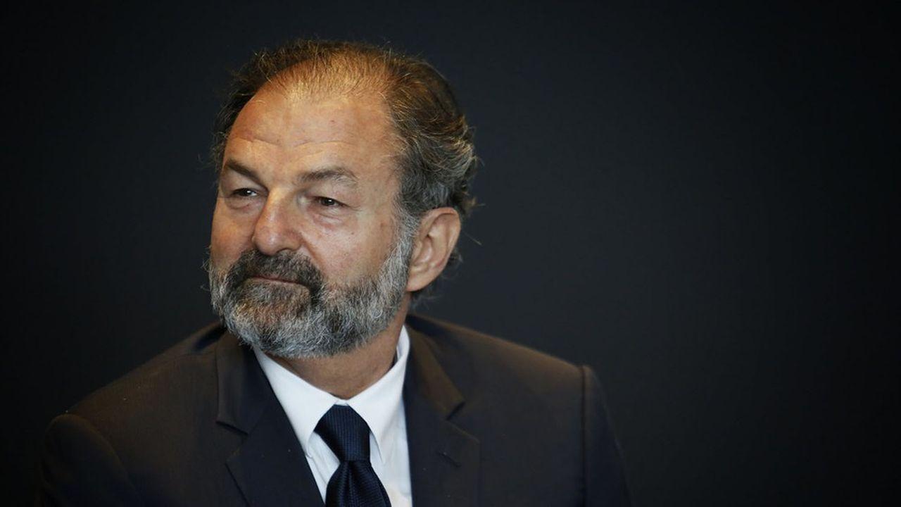 Dans les médias d'information, Denis Olivennes a déjà dirigé Europe1 et «L'Obs».