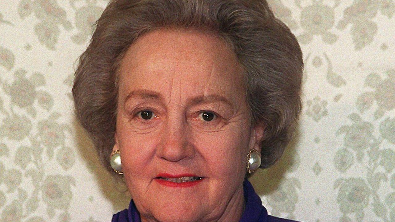 La journaliste Katharine Graham aura son nom apposé à un espace public strasbourgeois.