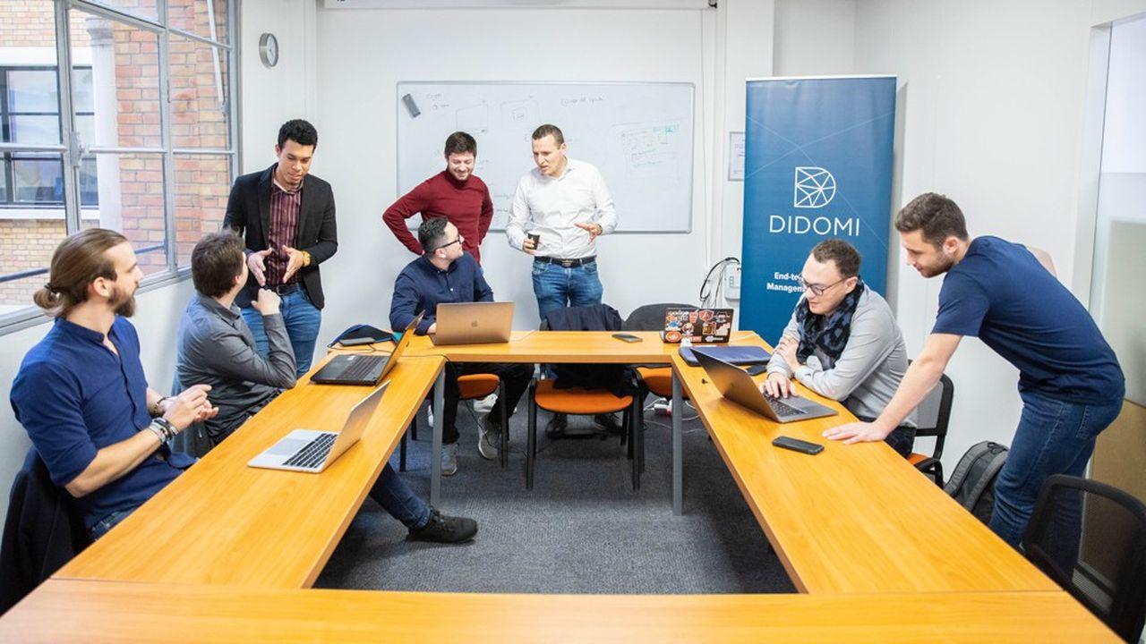 Didomi développe une solution logicielle permettant de recueillir, distribuer et stocker le consentement dans le cadre de la collecte de données personnelles.