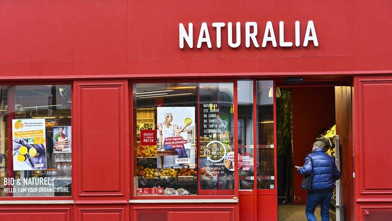 Naturalia compte 209 magasins.