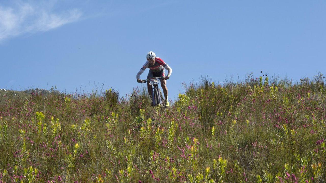 Time est spécialisée dans les vélos haut de gamme.