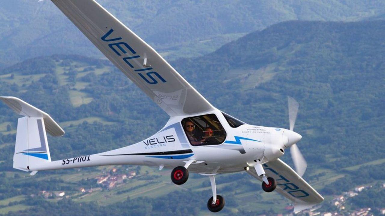 La firme slovène Pipistrel propose un nouvel avion 100% électrique aux aéroclubs du monde entier.
