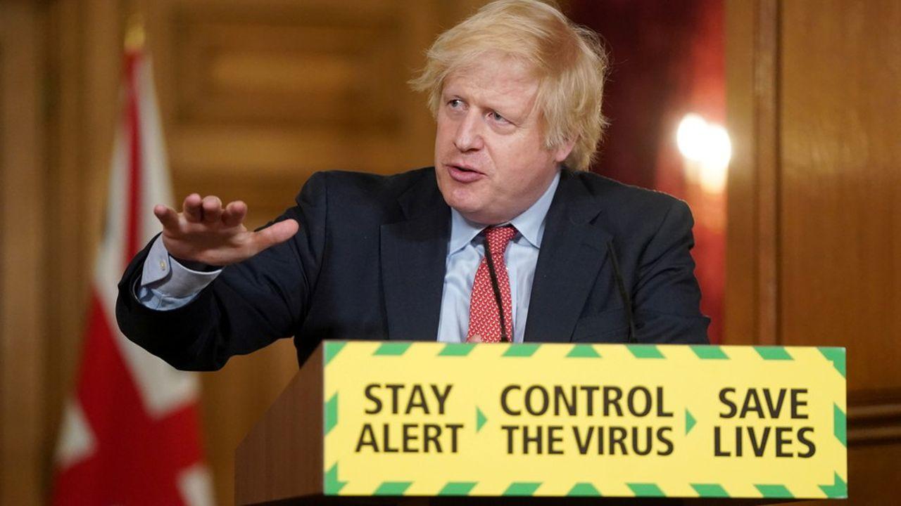Boris Johnson a dû essuyer plusieurs questions des journalistes, mercredi, sur sa responsabilité quant au nombre de morts liées au coronavirus.Le Royaume-Uni est le pays d'Europe où le bilan est le plus lourd.