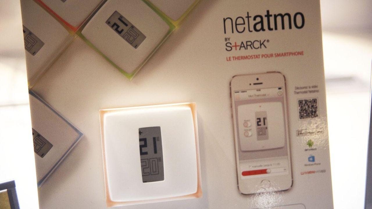 Le fabricant de matériel électrique Legrand a racheté la pépite Netatmo en novembre2018.