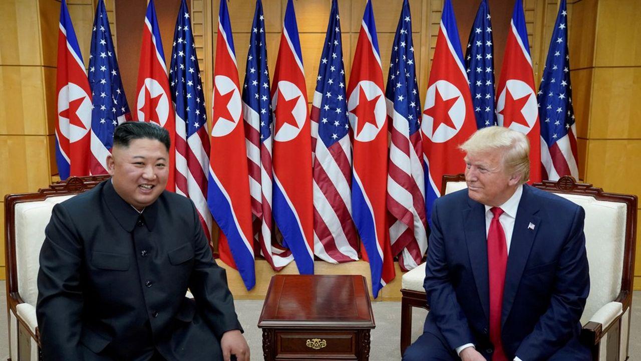 Les pourparlers à l'arrêt, Pyongyang coupe les ponts avec Washington.