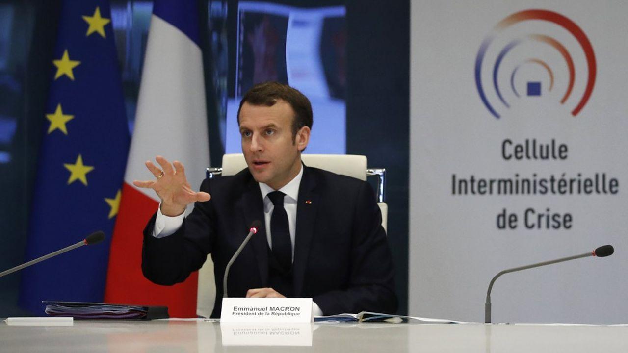 Emmanuel Macron s'adressera aux Français ce dimanche soir pour évoquer le bilan de l'épidémie, le déconfinement et commencer à parler de l'après.