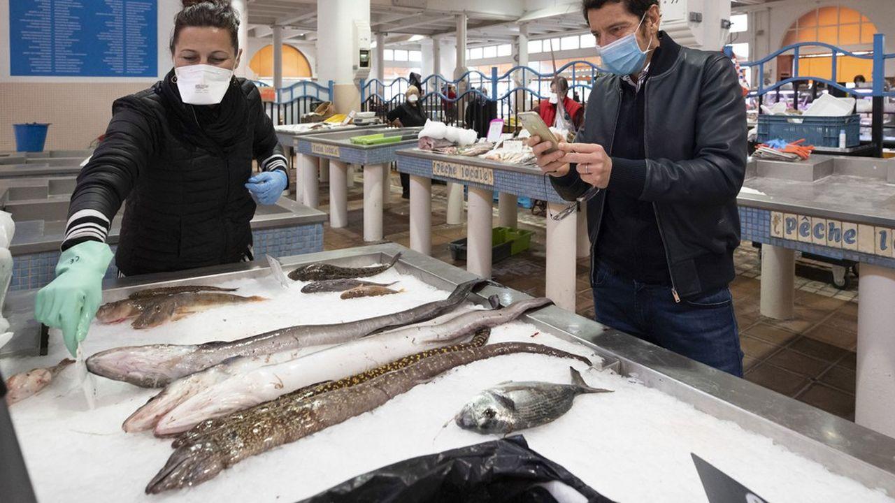 Les Français figurent parmi les premiers consommateurs européens avec 34kg par an et par habitant de produits de la mer.