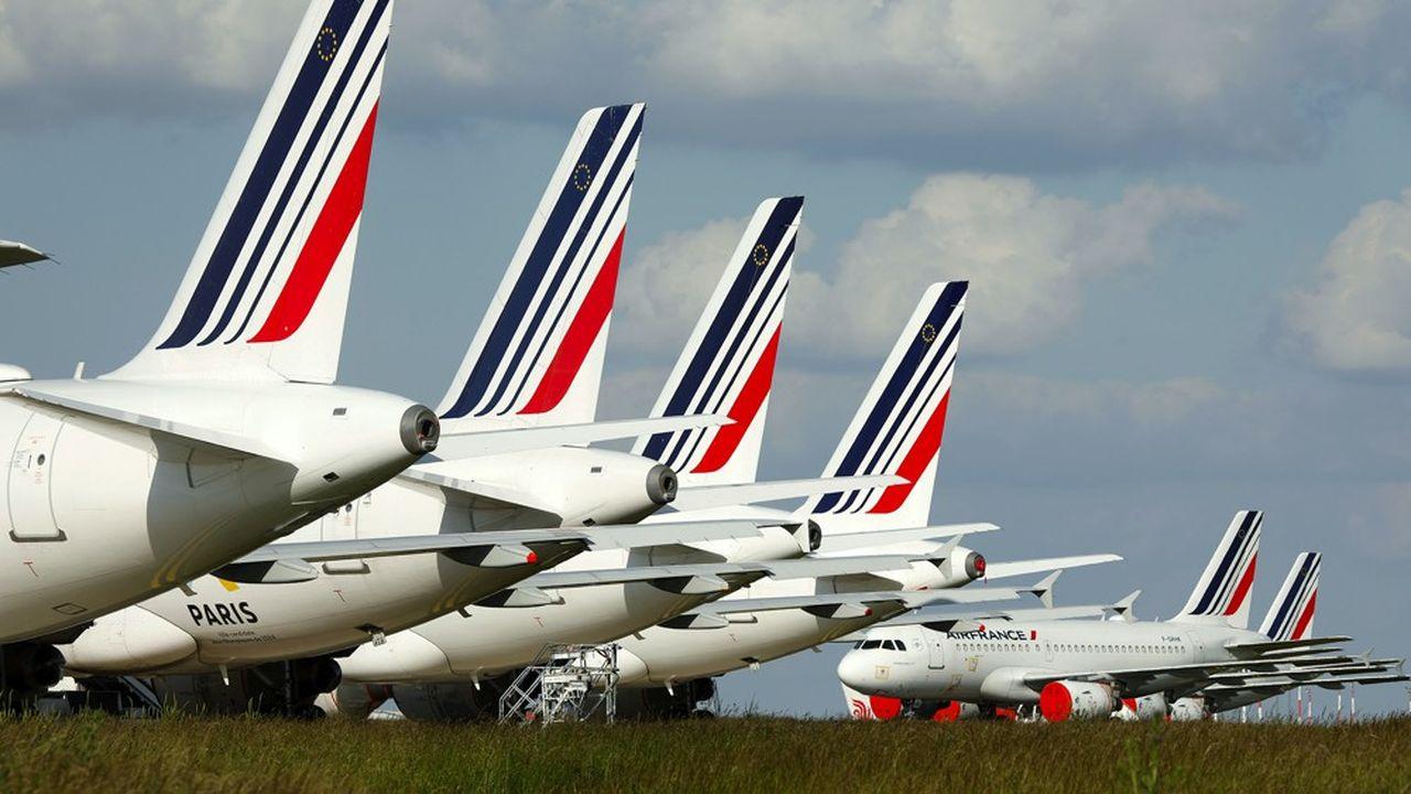 La compagnie aérienne a précisé que son programme de vol s'élèverait à 20% de sa capacité habituelle d'ici la fin juin.