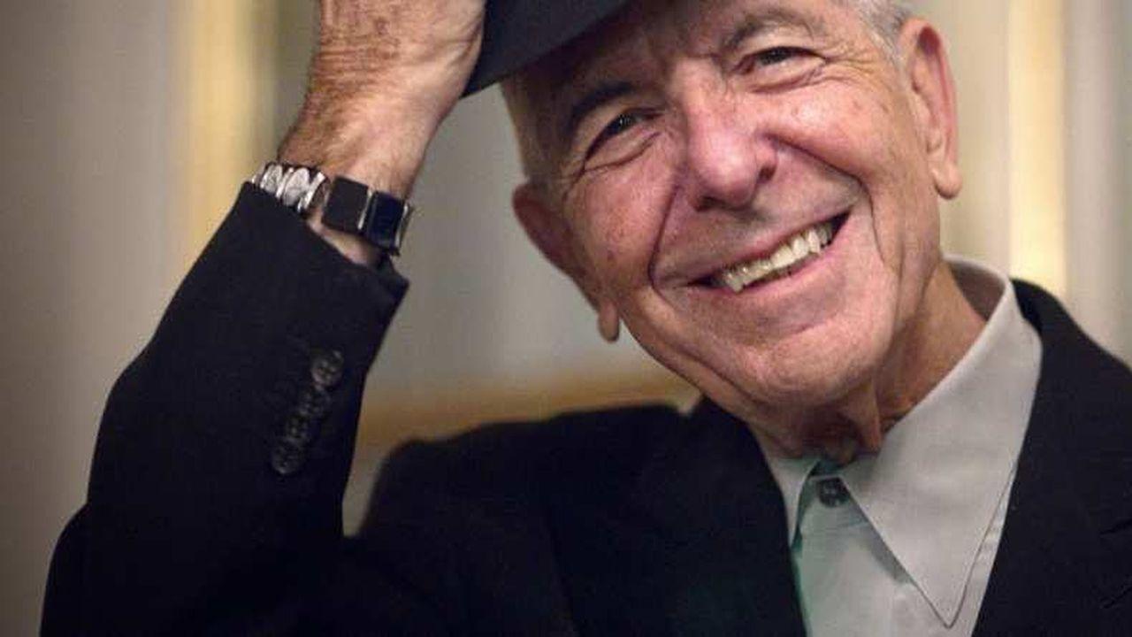 Leonard Cohen en dix chansons