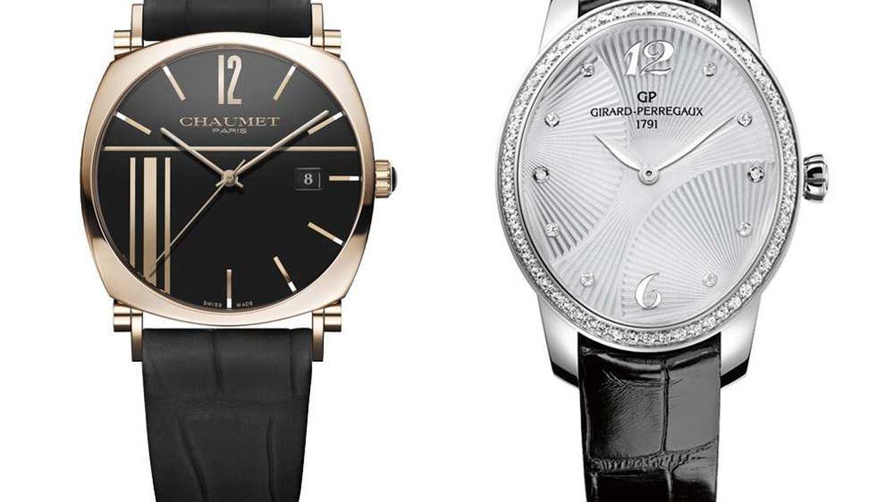 Heures Actuelles : montres élégantes