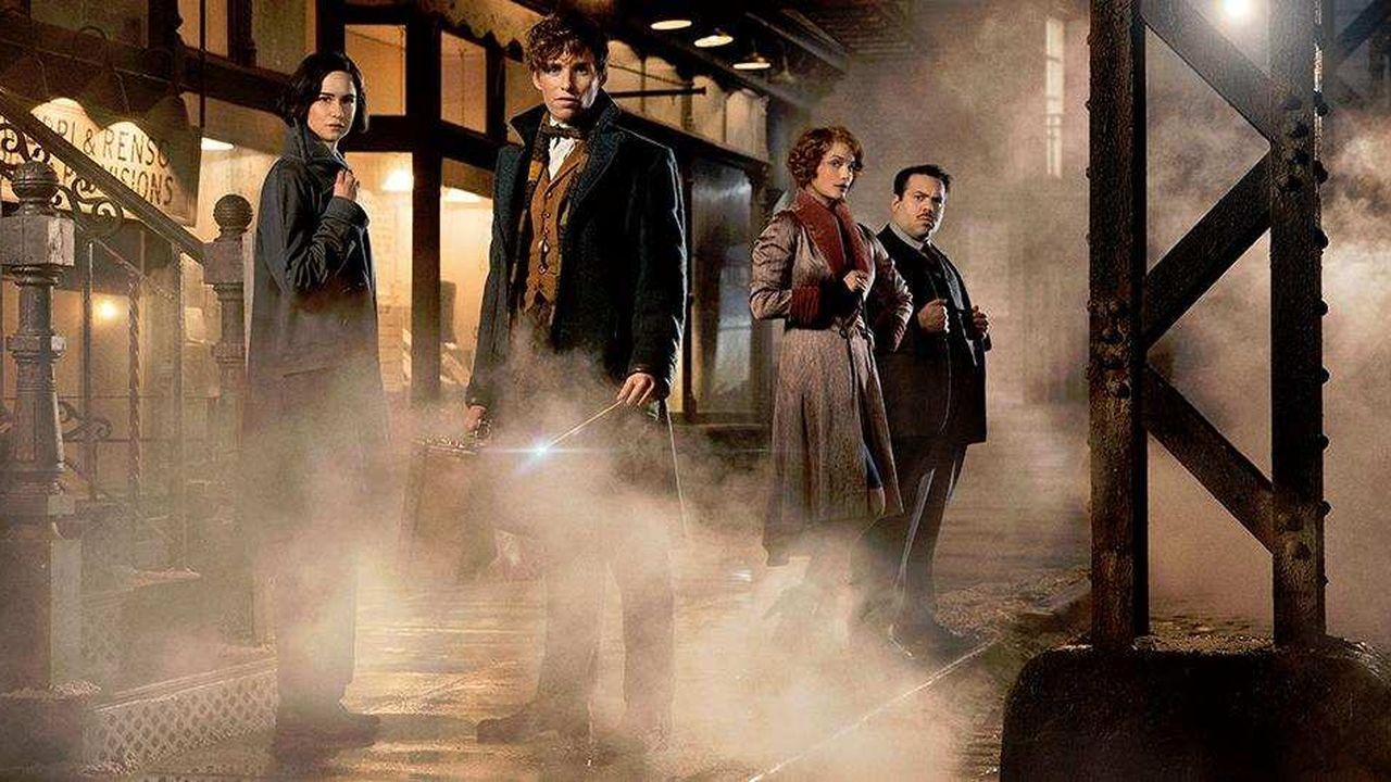 « Les animaux fantastiques »: Rowling twenties