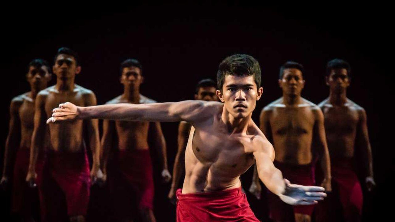 """Cry Jailolo"", une création du chorégraphe indonésien Eko Supriyanto"