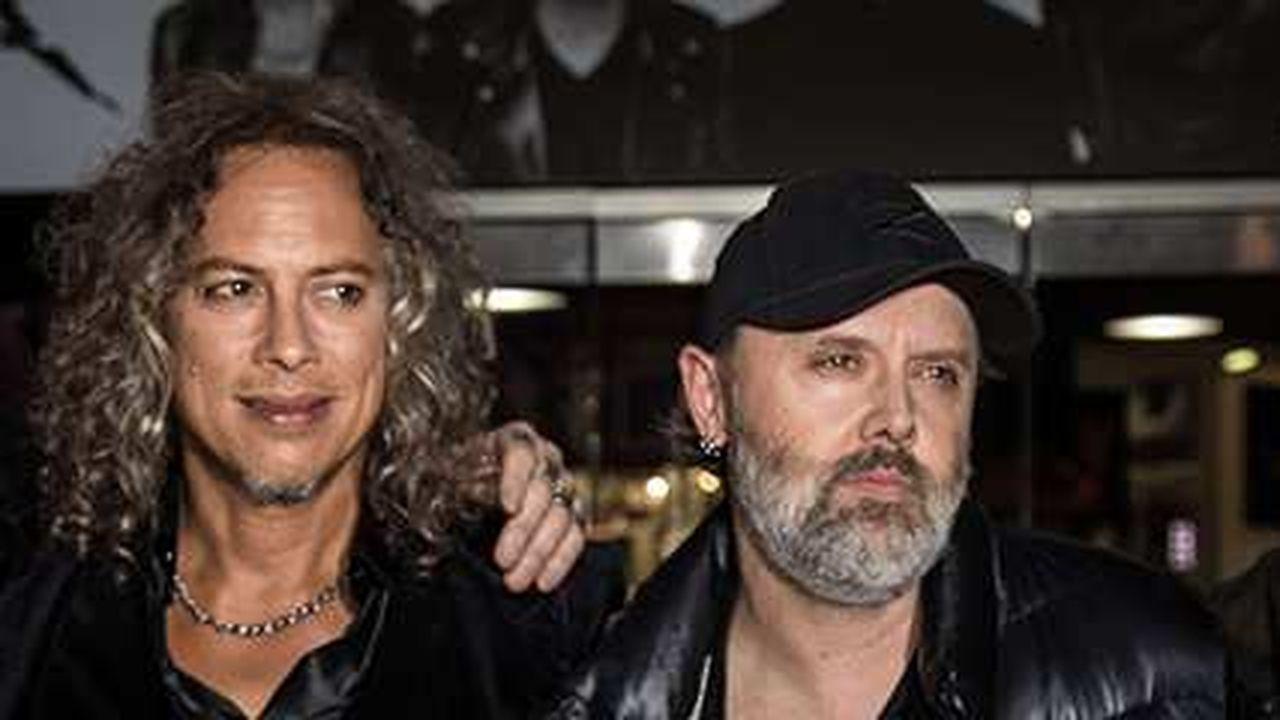 Rock: le retour flamboyant de Metallica