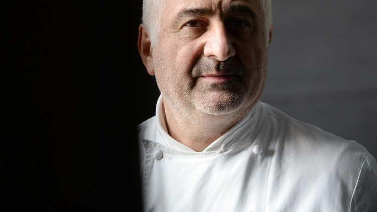 Guy Savoy à la Monnaie de Paris, élu meilleur restaurant du monde