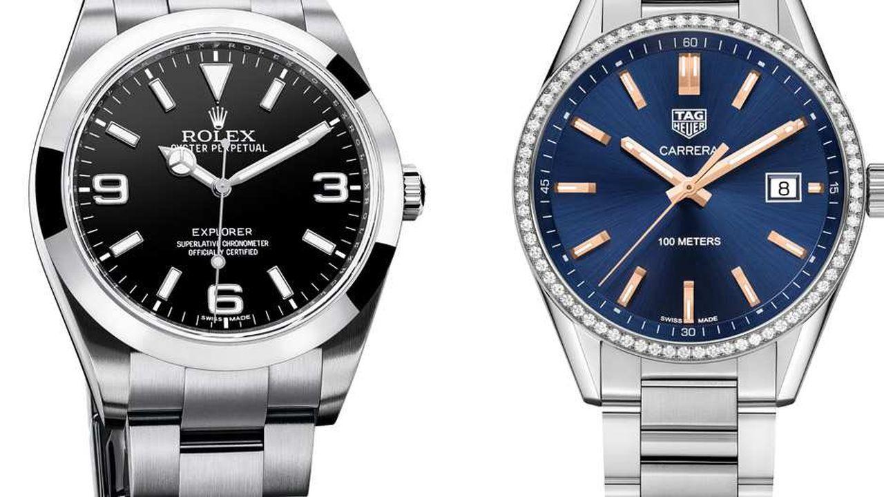 Heures Actuelles : montres élégantes et sportives