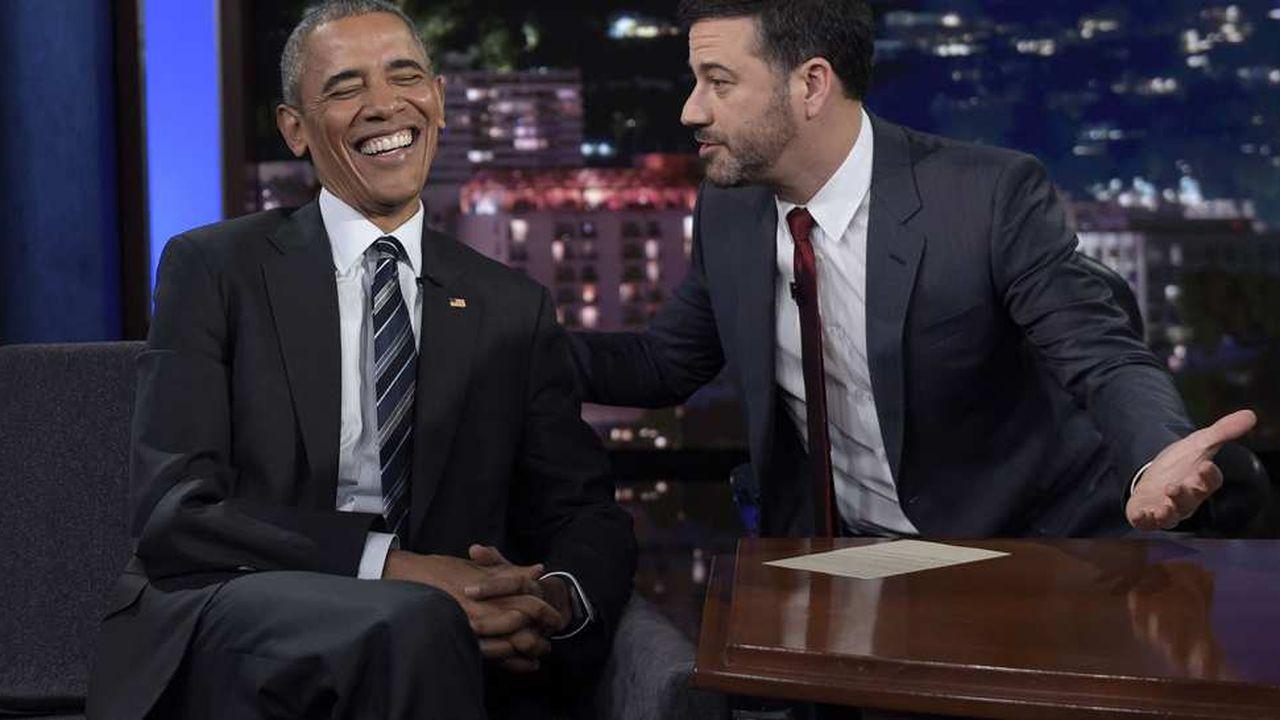 Jimmy Kimmel, prochain hôte des Oscars