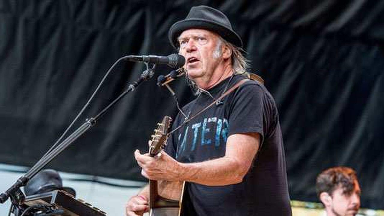 «Peace Trail» : Neil Young ne peut pas s'arrêter de travailler, tant mieux !