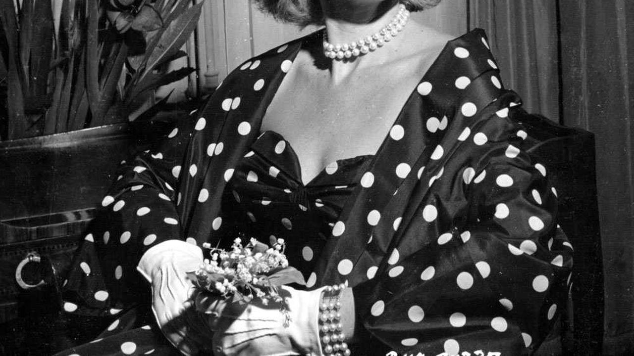 Décès de Zsa Zsa Gabor, une légende d'Hollywood